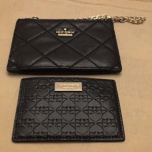 Kate Spade wallet bundle